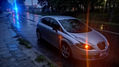Tragiczny wypadek w Tarnowskich Górach! Samochód potrącił młodego mężczyznę [FOTO]
