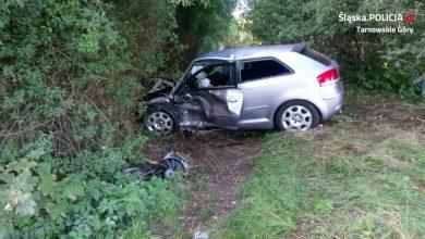 Tarnowskie Góry: siedem osób rannych w wypadku. Zobacz zdjęcia
