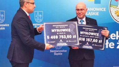 Mysłowice: 13 milionów złotych na remont ul. Laryskiej i Kolejowej