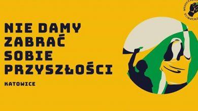 Katowice: Protest Tysięcy Miast, czyli Młodzieżowy Strajk Klimatyczny pod Spodkiem. Start godz. 10 (fot.Protest Tysięcy Miast/fb)