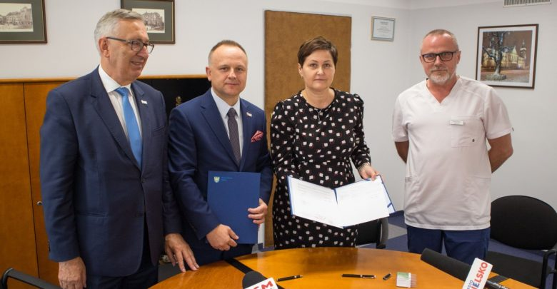 Kamienie nerkowe bez szans! Szpital w Bielsku-Białej dostał kasę na nowoczesny sprzęt (fot.slaskie.pl)