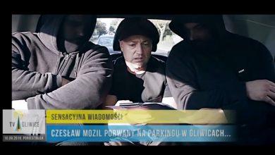 Czesław Mozil porwany! To na szczęście element ważnej kampanii społecznej fot yotube.com