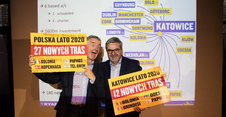 12 nowych połączeń z Pyrzowic! Dokąd polecimy w lato 2020 z Katowice Airport? (fot.materiały prasowe)
