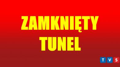 Dwa samochody zderzyły się w tunelu. TUNEL ZAMKNIĘTY! Ogromny korek w centrum Katowic
