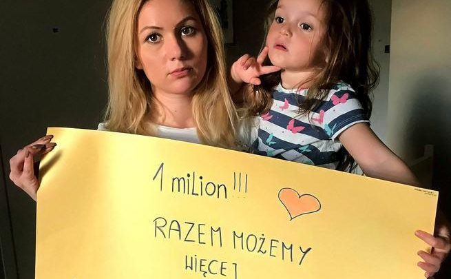Konieczna jest operacja nóżki Olivki. Liczymy na waszą pomoc (fot. https://www.siepomaga.pl/nozka-olivki)
