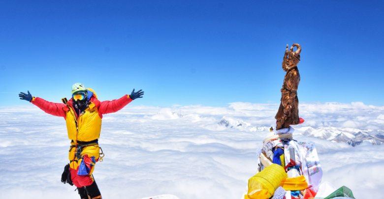 Z bieżni w Himalaje. Magdalena Gorzkowska chce zdobyć kolejny ośmiotysięcznik
