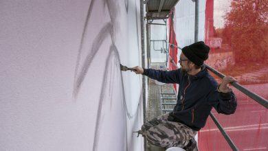 Na jednej ze ścian kamienicy przy ul. Chorzowskiej powstaje mural, który ma zaakcentować powrót Międzygalaktycznego Zlotu Superbohaterów który odbył się dzisiaj - do Bytomia