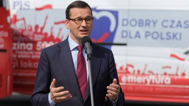 Premier Mateusz Morawiecki w sobotę znów na Śląsku