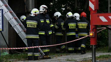 Jedna osoba została poparzona w wybuchu gazu do jakiego doszło dziś rano w budynku mieszkalnym przy ulicy Jana III Sobieskiego w Wojkowicach