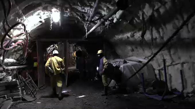 Strajk ostrzegawczy na terenach kopalni a później manifestacja w Warszawie. Brak porozumienia z zarządem spółki skończy się protestami - taką decyzję podjęli górnicy i związkowcy PGG. [archiwum]