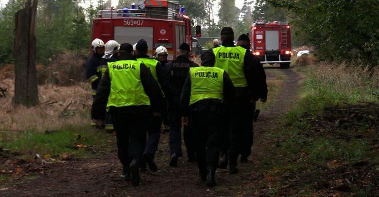 Eksplozja w Kuźni Raciborskiej: ciało jednego z saperów przetransportowane do Zakładu Medycyny Sądowej
