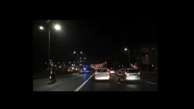 Z OSTATNIEJ CHWILI! Zamknięty wiadukt przy Silesii w Katowicach! Groźny wypadek na DTŚ!