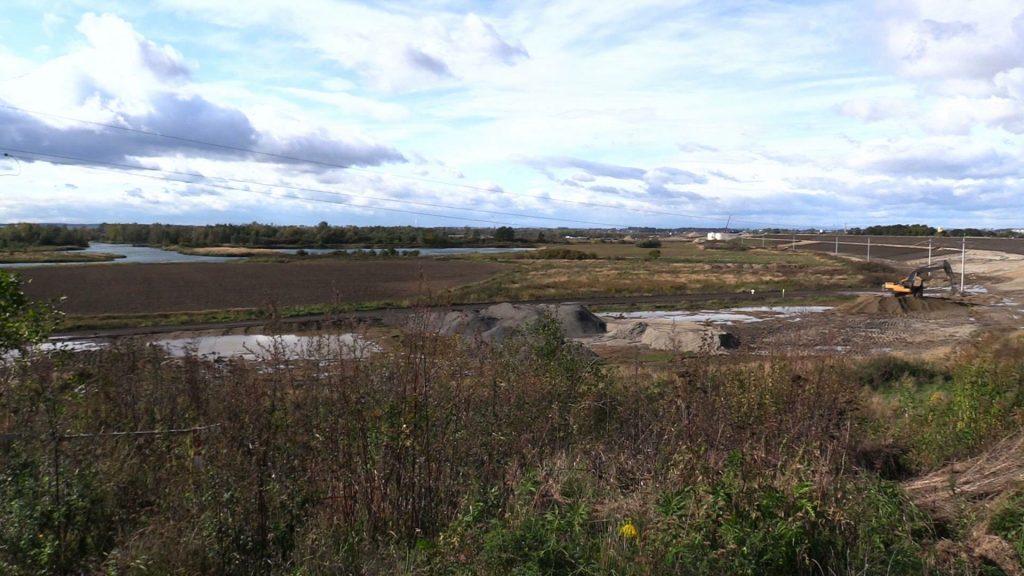 Bieg rzeki Odry zmieniony! Przepięcie rzeki ma związek z budową zbiornika Racibórz Dolny i oznacza, że prace są już zaawansowane w około 85%