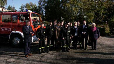 Strażacy-ochotnicy z Rudy Śląskiej uratowani! Pieniądze na zakup remizy dał premier Morawiecki!