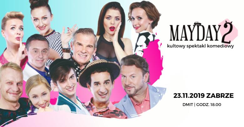 Dowcipna komedia w gwiazdorskiej obsadzie czeka na nas w listopadzie na scenie Domu Muzyki i Tańca (fot.materiały prasowe)