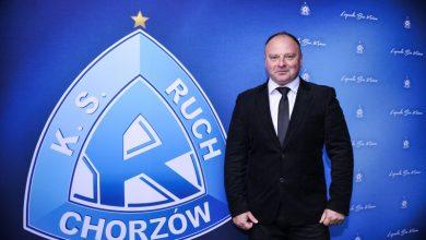 Nowy prezes w Ruchu Chorzów. Seweryn Siemianowski przejmuje ster Niebieskich (fot.Ruch Chorzów)