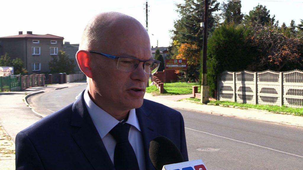 Mam 21 700 ponad głosów. To jest wielki sukces - podkreśla Waldemar Andzel, kandydat PiS do Sejmu w okręgu