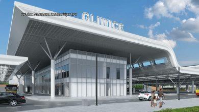 Obok dworca w Gliwicach na razie jest ściernisko, ale będzie... gliwickie Centrum Przesiadkowe za bagatela 200 milionów złotych