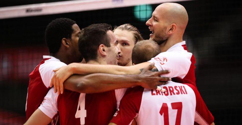Włosi rozbici. Polska reprezentacja z czwartym zwycięstwem w Pucharze Świata. Fot. PZPS