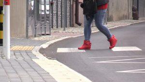 Rośnie pomysłowość miast, jak pieszych chronić. Bielsko-Biała przebiło w tym względzie wszystkich