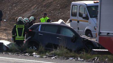 Tragiczny wypadek na drodze S1 w Mierzęcicach! [NOWE FAKTY,WIDEO]