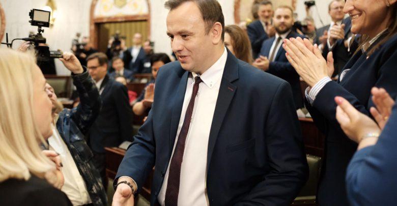Marszałek Chełstowski na ministra sportu?