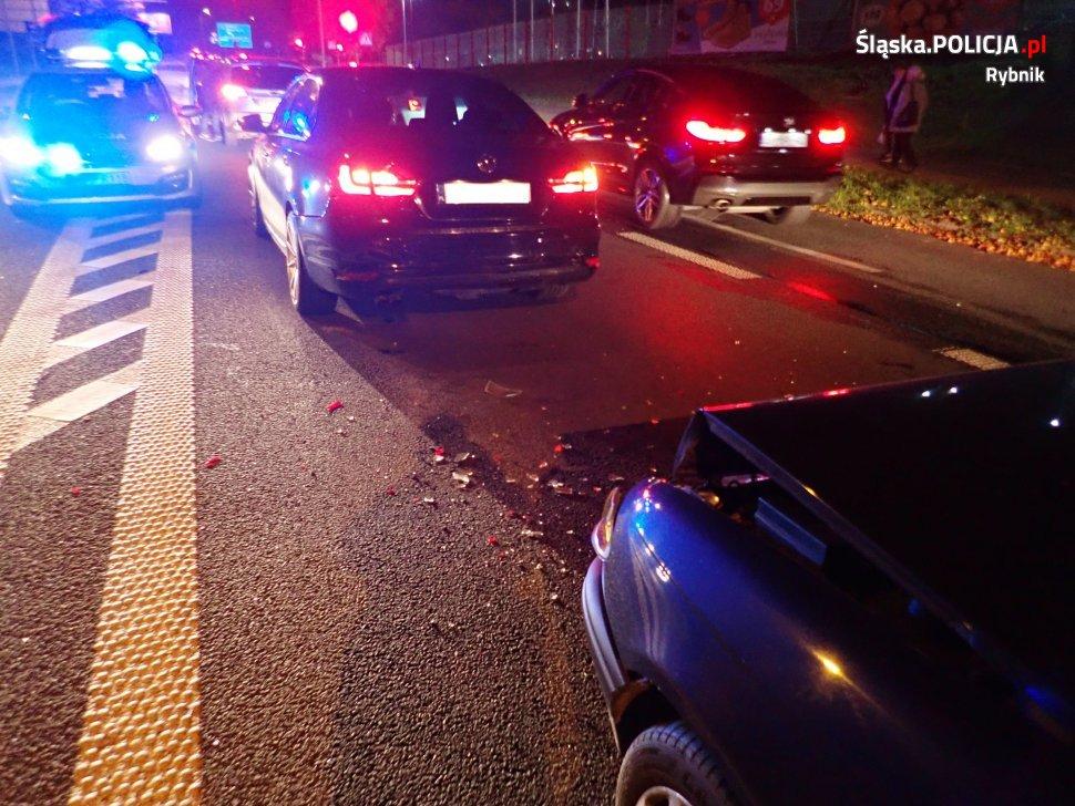 2 promile i kierownica to słabe połączenie. Przekonał się o tym 64-letni kierowca, którego po kolizji zatrzymała w Rybniku policja