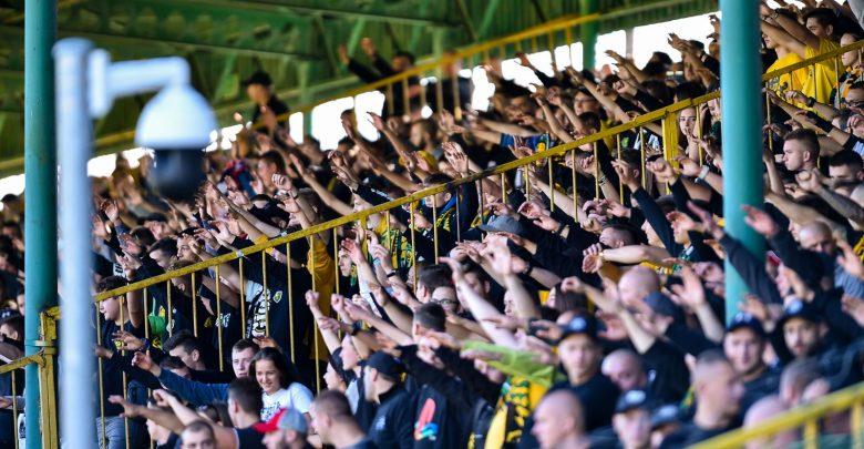 Epidemia koronawirusa: Ekstraklasa gra dalej! Wszystkie mecze bez udziału publiczności (foto. poglądowe - GKS Katowice/GIEKSA FOTO)