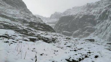 fot. Aktualne warunki w górach