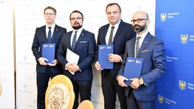 W Świętochłowicach podpisano porozumienie pomiędzy Województwem Śląskim, miastem Świętochłowice a Katowicką Specjalną Strefą Ekonomiczną S.A. (fot.slaskie.pl)