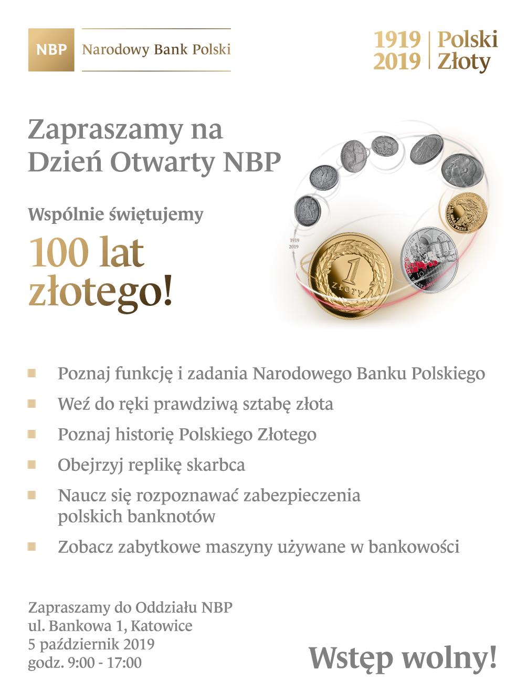 Dzień Otwarty NBP Oddział Katowice