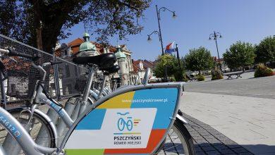 Pszczyna podsumowuje sezon roweru miejskiego. Prawie 10 tys. wypożyczeń
