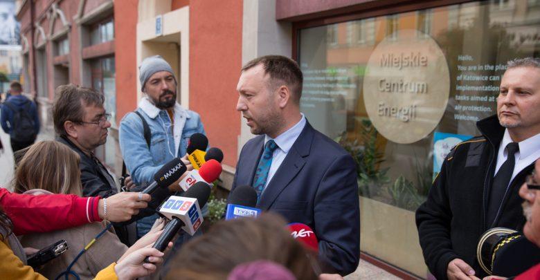 Katowice: Nowe działania w zakresie walki ze smogiem (fot.UM Katowice)