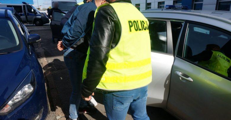 Porwanie 34-latka z Jaworzna! Mężczyzna mógł stracić miliony! Życie i majątek uratowała policja i aplikacja (fot.policja)