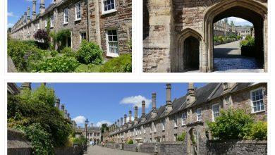 Podróże z Krisem: Wells. Średniowieczne miasto z najstarszą zamieszkałą ulicą w Europie!