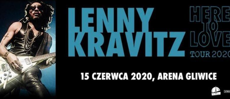Gliwice: Lenny Kravitz w Arenie Gliwice! Koncert 15 czerwca 2020 roku [BILETY]
