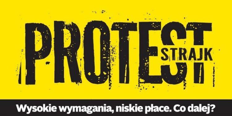 Protest nauczycieli już za 5 dni. Co należy do ich obowiązków, a co nie? fot. ZNP)