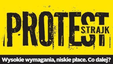 Dziś nauczyciele rozpoczynają protest włoski (fot.ZNP)