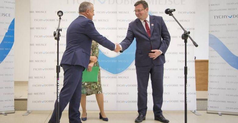 W Tychach powstanie nowy budynek Sądu Rejonowego (fot.UM Tychy)