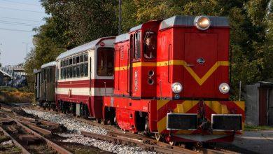 Bytom: srebrny pociąg wraca na tory