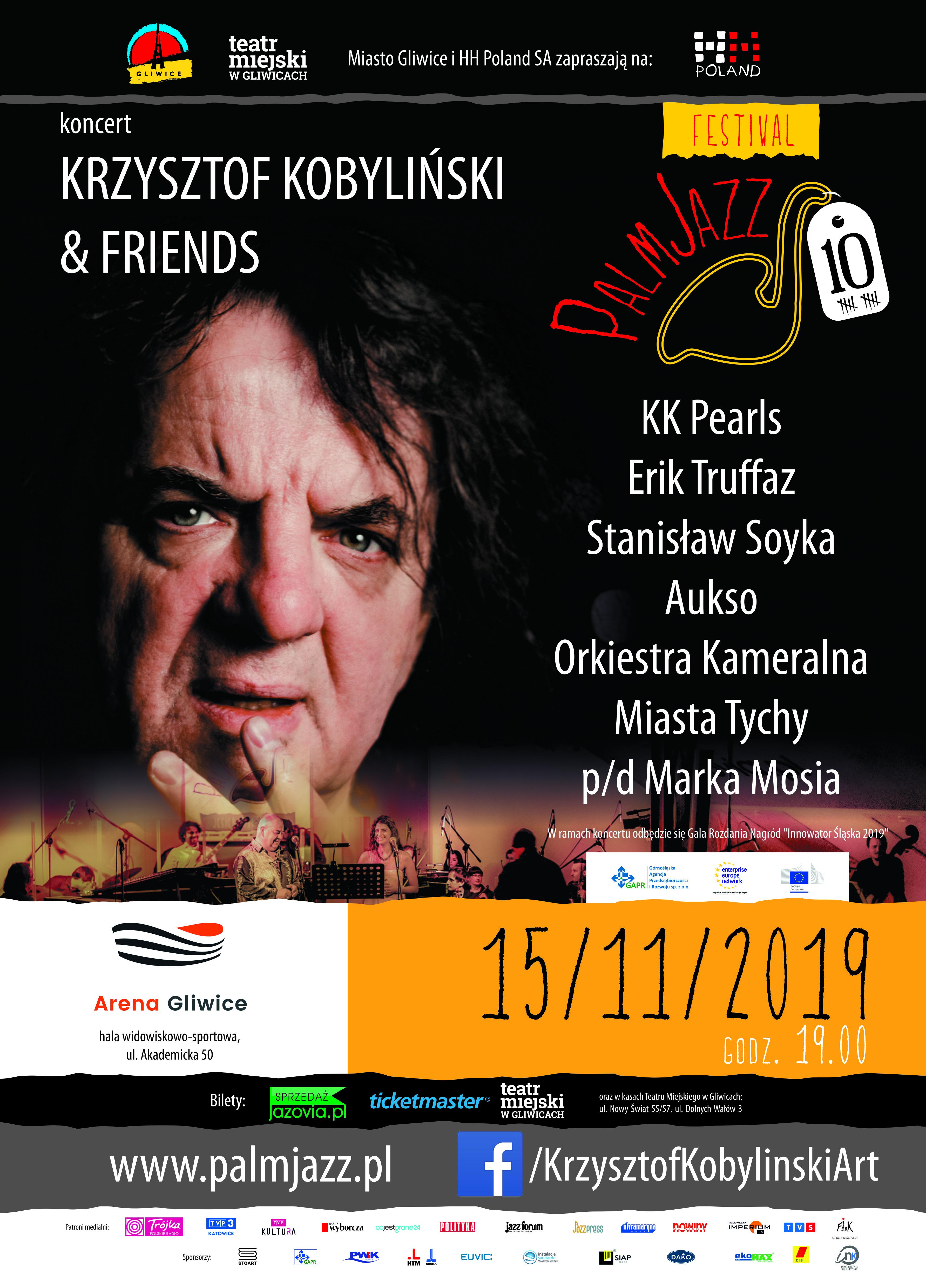 PalmJazz Festival - Krzysztof Kobyliński & Friends