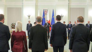 Prezydent Andrzej Duda przyjął dymisję Rady Ministrów (fot.prezydent.pl)