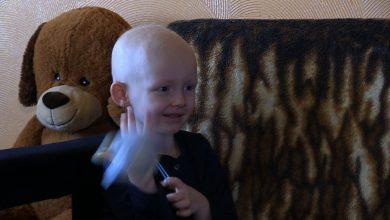 Kubuś Michalak z Sosnowca cierpi na nowotwór złośliwy - z przerzutami do węzłów chłonnych, wątroby oraz szpiku
