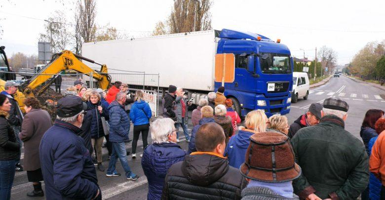 Mieszkańcy Sosnowca mają już dość! Wyszli na ulice