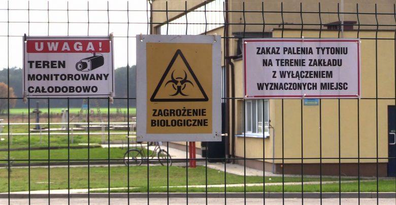 Wypadek w oczyszczalni ścieków w Tychach! Dwóch pracowników poparzonych w wybuchu gazu!