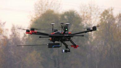 Drony skontrolują składowiska odpadów i wysypiska w Metropolii!