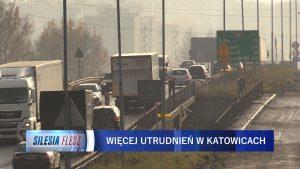 Katowice: Przebudowa DK 81 w Giszowcu. Następny etap prac od 14 listopada