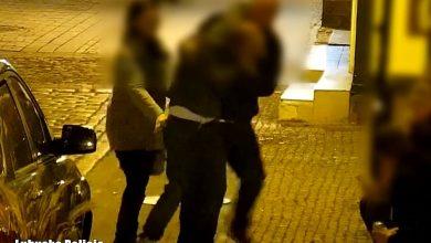 Monitoring bywa bezwzględny. 32-latka okradła kolegę, z którym siębawiła i wpadła [WIDEO] (fot. Policja Lubuska)
