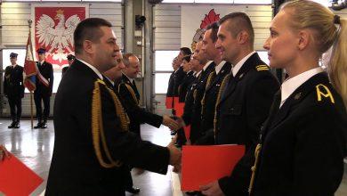 Strażacy, którzy wykazali się wyjątkowymi zasługami, dostali dzisiaj wyróżnienia