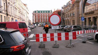 Ponad 15 milionów złotych wydadzą Katowice na przebudowę ul. Dworcowej, która zamieni się w deptak